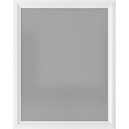 Зеркало 80х100 см цвет белый матовый цена
