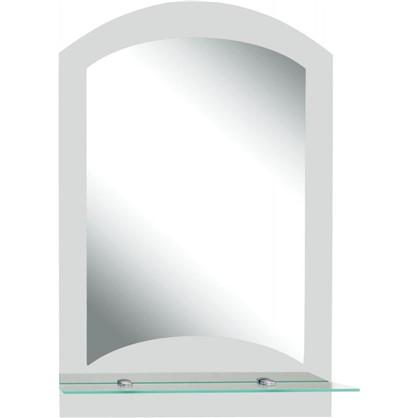 Зеркало Арго с полкой 40 см цена