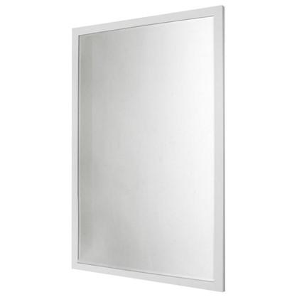 Зеркало без полки 60 см цвет белый