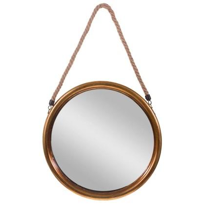 Зеркало декоративное на веревке диаметр 38 см цена