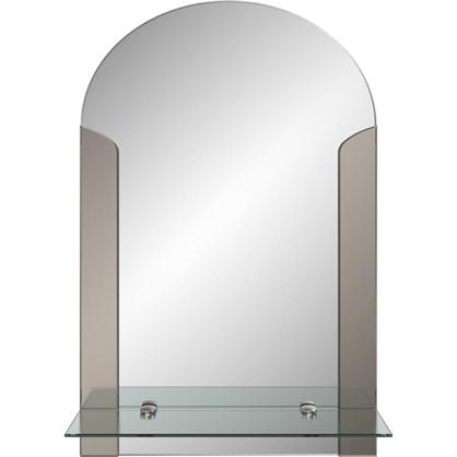 Зеркало Лайм с полкой 39 см цена