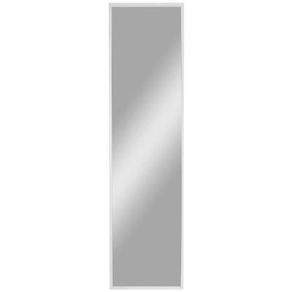 Зеркало в раме Inspire 120х30 см цвет белый цена