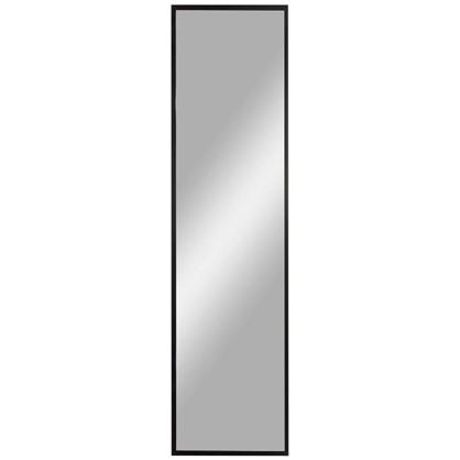 Зеркало в раме Inspire 120х30 см цвет черный цена