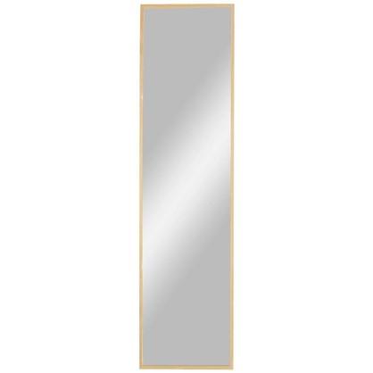 Зеркало в раме Inspire 120х30 см цвет дуб цена