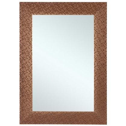 Зеркало в раме Мозаика 50х70 см цвет бронзовый цена