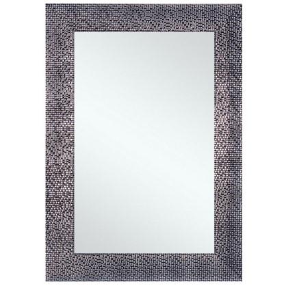 Зеркало в раме Мозаика 50х70 см цвет черный цена