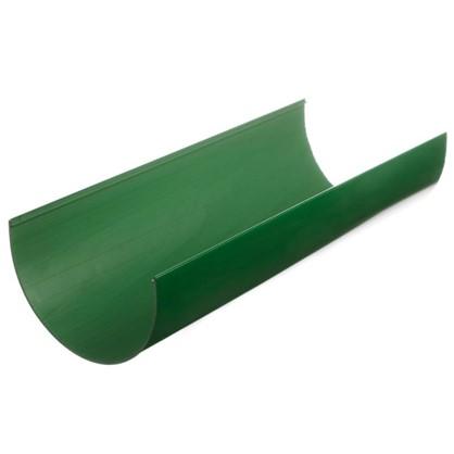 Желоб водосточный Dacha 120 мм 3 м цвет зелёный цена