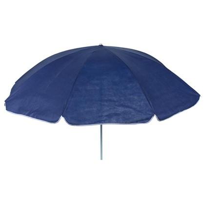 Зонт пляжный 2 м синий металл/полиэстер