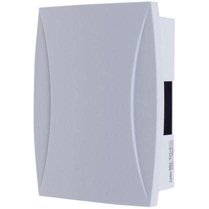 Звонок проводной Zamel Бим-Бом цвет белый