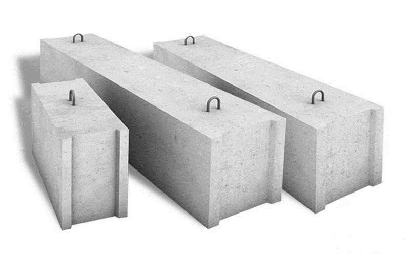 Блок фундаментный ФБС-12-5-3т в