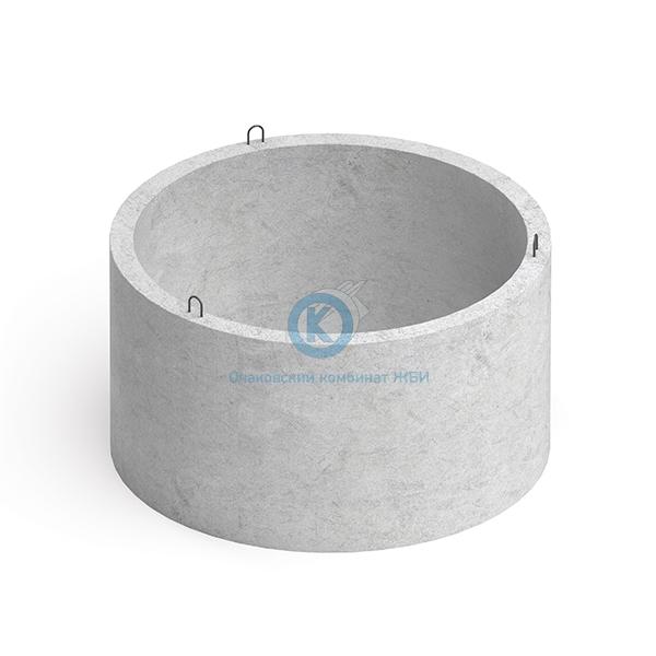 Кольцо бетонное для колодца К-15-10 цена