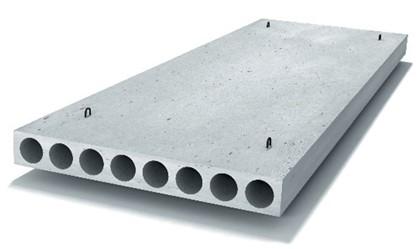 Плиты перекрытий многопустотные П 66-12-8 AтV-1
