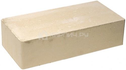 Кирпич одинарный М-250 слоновая кость гладкий