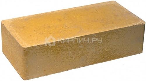 Кирпич одинарный М-250 желтый гладкий цена