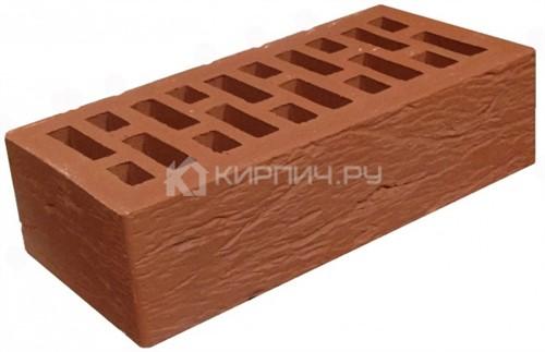 Кирпич одинарный Бордовый камень Старый Город М-300 цена