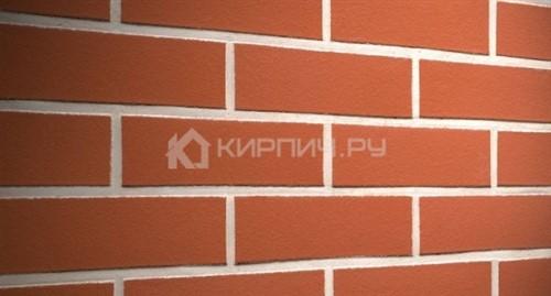 Кирпич клинкерный Feldhaus Klinker Carmesi liso K400RF гладкий 240х115х65 цена