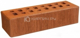 Кирпич клинкерный Красный Лондон тростник 250х85х65 М-300 цена