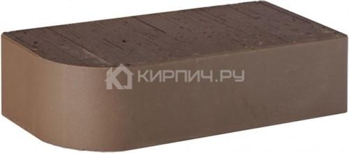 Кирпич 250х120х65 LODE Brunis F15 радиус R-60 полнотелый гладкий М-500 цена