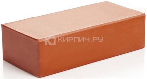 Кирпич М-300 одинарный красный полнотелый гладкий 250х120х65 в