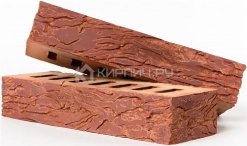 Кирпич для фасада Альберо Рубин 0,5НФ М-200 цена