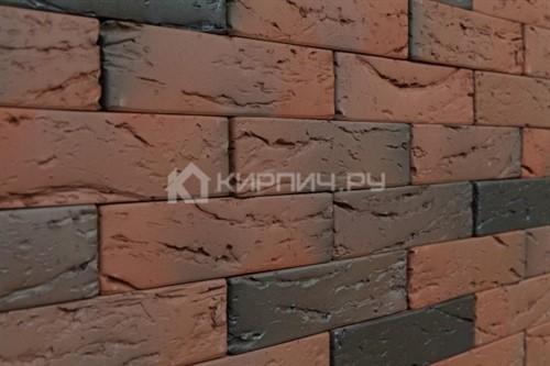 Кирпич для фасада Аренберг одинарный кора дерева М-150 КС-Керамик цена