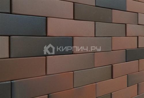 Кирпич для фасада Эльц одинарный гладкий М-150 КС-Керамик в