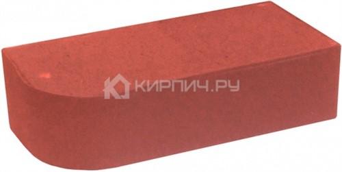 Кирпич М-300 гляссе одинарный гладкий полнотелый R60 КС-Керамик