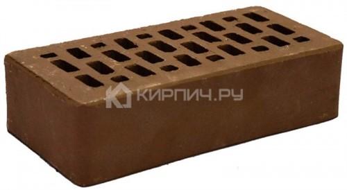Кирпич  М-150 какао одинарный гладкий Терекс