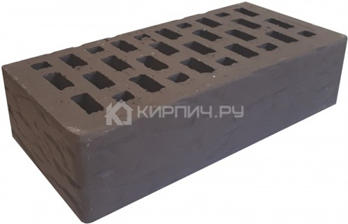 Кирпич Терекс какао одинарный рустик М-150