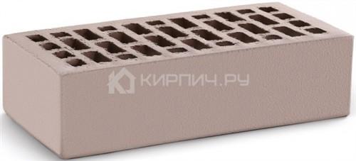 Кирпич для фасада камелот шоколад одинарный гладкий М-150 КС-Керамик