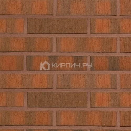 Кирпич Terca RED flame F2F шероховатый 250х85х65