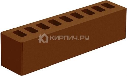 Кирпич  М-150 коричневый гладкий ИК-2 Голицыно