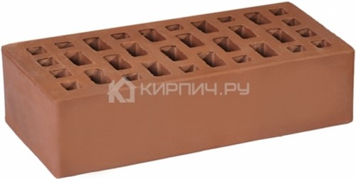 Кирпич одинарный коричневый бархат М-175 ГКЗ цена