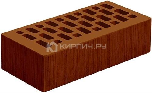 Кирпич одинарный коричневый береста М-175 Голицыно цена