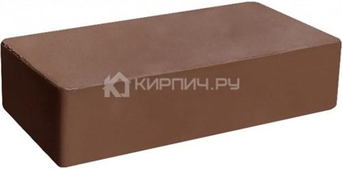 Кирпич М-300 коричневый одинарный гладкий полнотелый ГКЗ цена