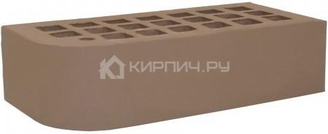 Кирпич для фасада коричневый одинарный КФ-2 гладкий М-175 ЖКЗ цена
