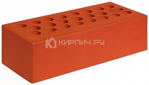 Кирпич  М-150 красный евро гладкий Керма цена
