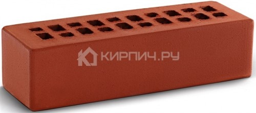 Кирпич  М-150 красный евро гладкий КС-Керамик цена