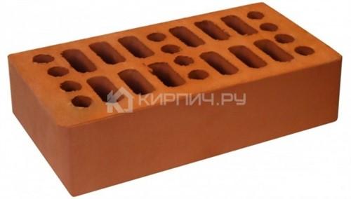 Кирпич  М-150 красный одинарный гладкий Кострома