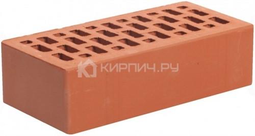 Кирпич  М-150 красный одинарный гладкий Магма