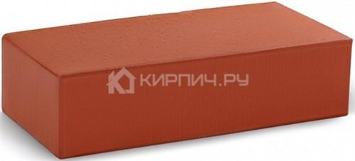 Кирпич облицовочный красный одинарный гладкий полнотелый М-300 КС-Керамик цена