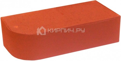 Кирпич облицовочный красный гладкий полнотелый R60 М-300 КС-Керамик