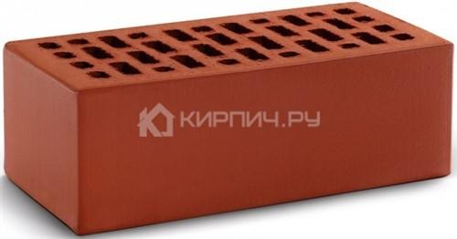 Кирпич облицовочный красный полуторный гладкий М-150 КС-Керамик