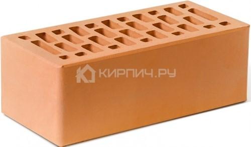 Кирпич для фасада красный полуторный гладкий М-150 Ростов