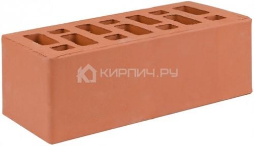 Кирпич  М-150 красный полуторный гладкий СтОскол цена