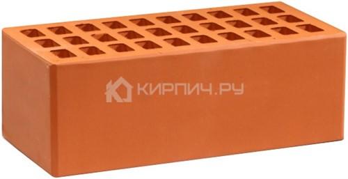 Кирпич для фасада красный полуторный гладкий М-150  Воротынск цена