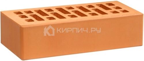 Кирпич для фасада персик одинарный гладкий М-175 УС Воротынск цена