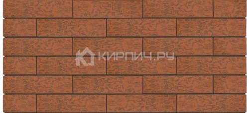 Кирпич Керма Premium Russet wood одинарный кора дуба амфиболит М-175 цена