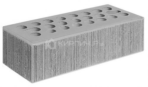 Кирпич одинарный серебро бархат М-150 Керма в