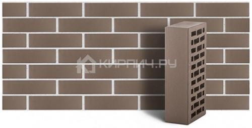 Кирпич одинарный серый гладкий М-150 ЛСР цена